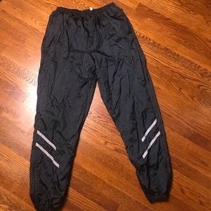 Vintage Nike International windbreaker track pants